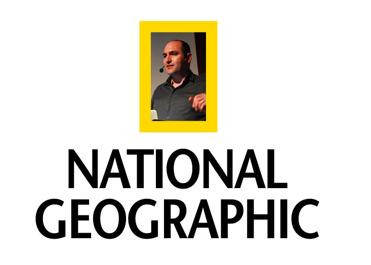 National Geographic'ten Juan Velasco'nun infografik sunumu